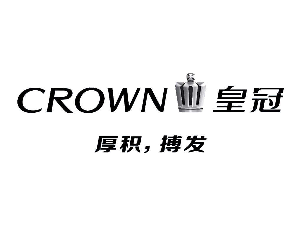 Toyota Crown logo logotype Chinese Slogan 2015