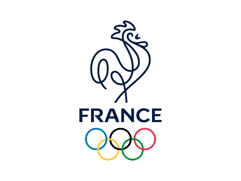 CNOSF French Olympic Committee logo
