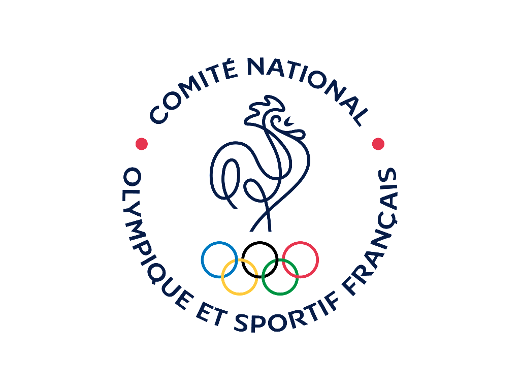 CNOSF French Olympic Committee logo 2015
