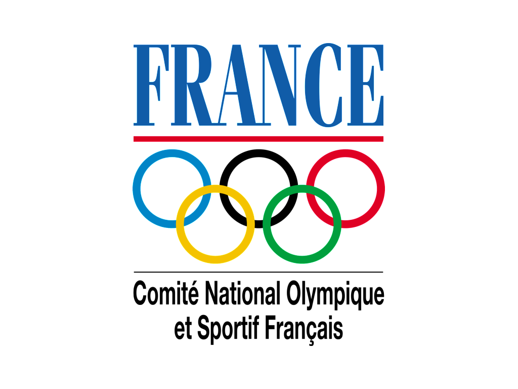 French Olympic Committee logo old