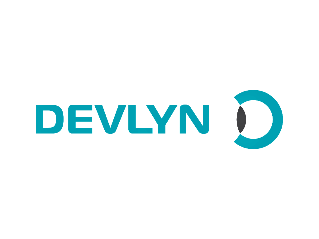 devlyn logo logok. Black Bedroom Furniture Sets. Home Design Ideas