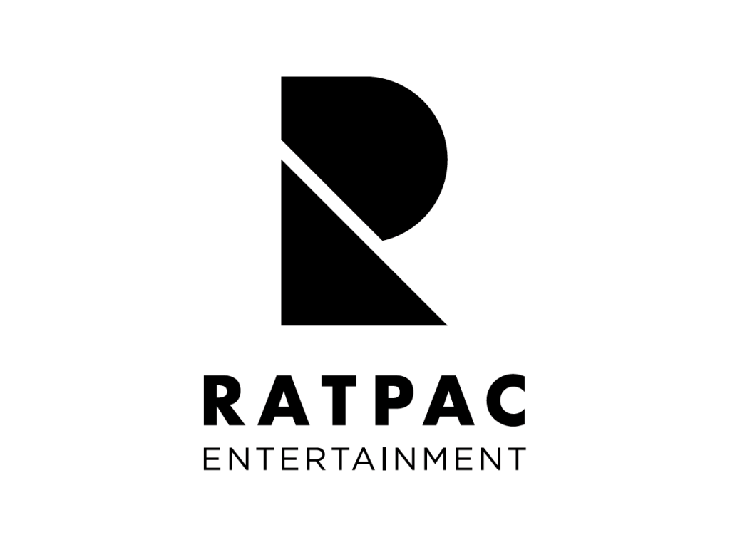 Ratpac Entertainment logo logotype