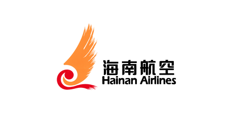 Hainan Airlines Logo 1989-2009