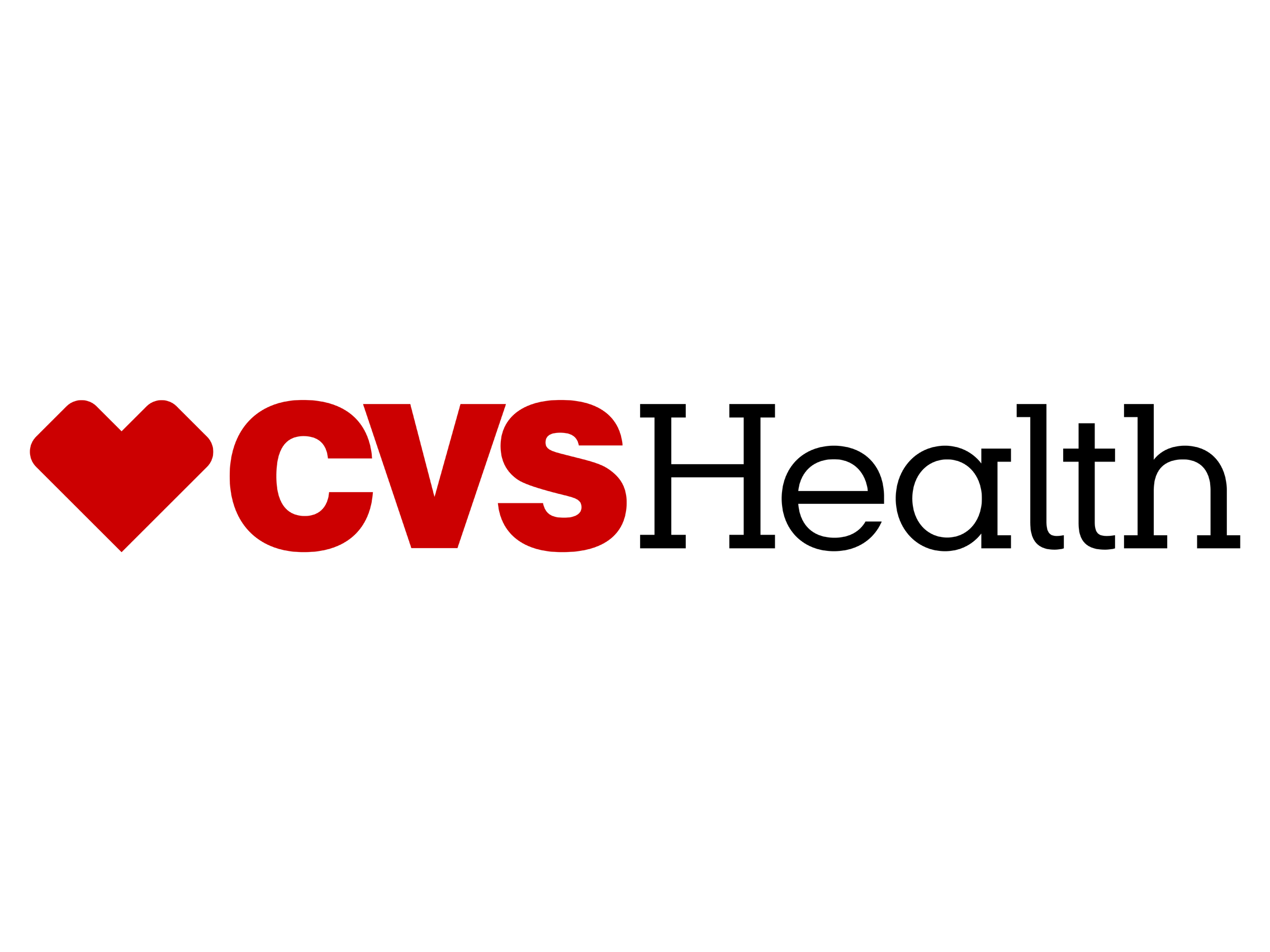 cvs health logo logotype
