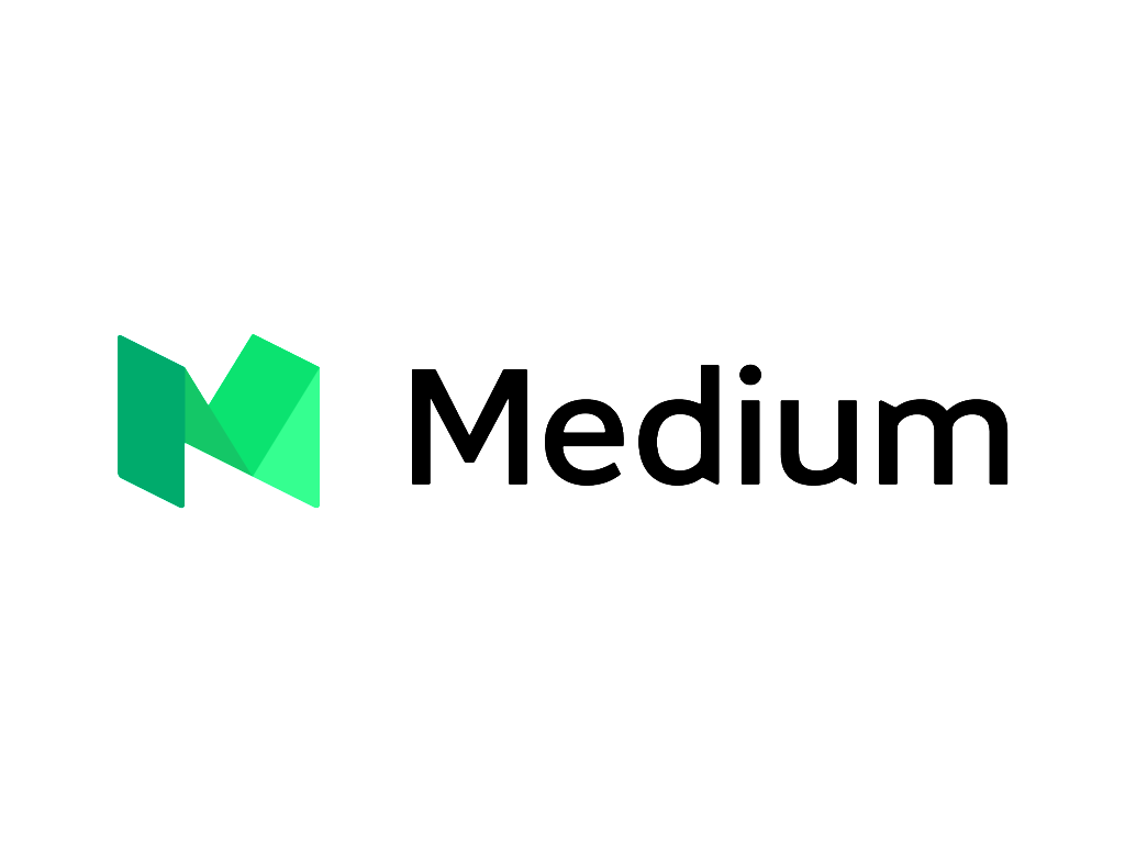Medium logo 2015 logotype