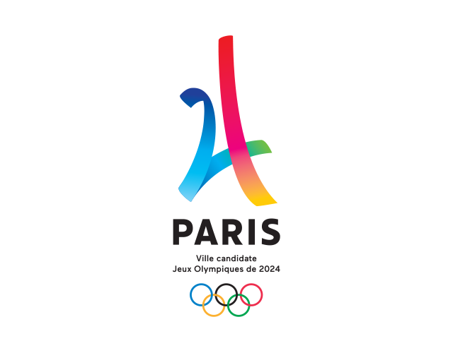 Paris2024 logo