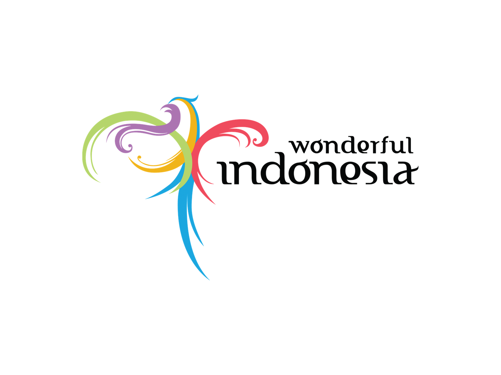 Primary Auto Group >> Wonderful Indonesia tourism Logo - Logok